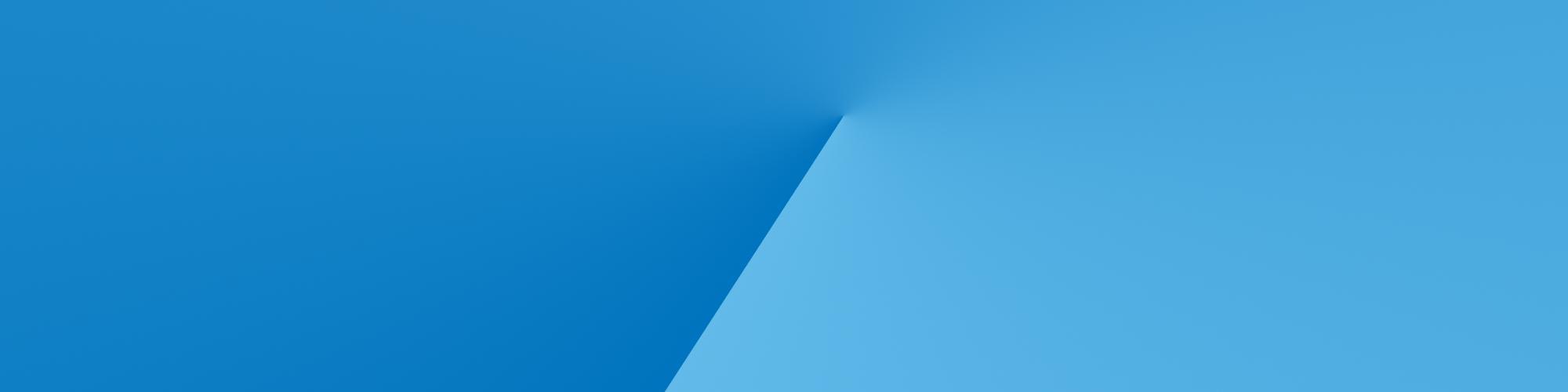 Abstract Blue Angular gradient hero