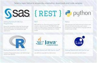Open Source SAS