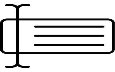 Text tool icon